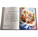 """Разворот книги """"Школа Кулинарного Мастерства"""" с иллюстрацией. Фото 2"""