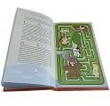 """Фото 7 разворота подарочной книги """"Трое влодке, не считая собаки. Трое на четырех колесах"""""""