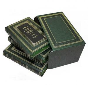 """Подарочные книги """"Трилогия Желаний. Финансист. Титан. Стоик"""""""