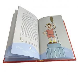 """Фото 6 разворота подарочной книги """"Трое влодке, не считая собаки. Трое на четырех колесах"""""""