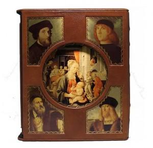 """Подарочные книги """"Великие художники итальянского возрождения"""" в 2 томах - фото 1"""
