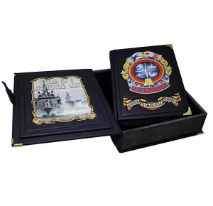 Подарочное издание о ВМФ России