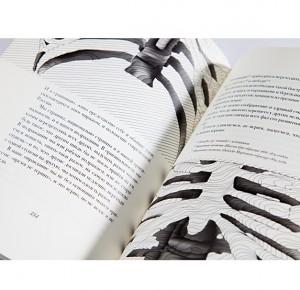 """Иллюстрация к эксклюзивной книге """"Вопросы жизни"""""""
