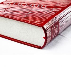 """""""Вопросы жизни"""" книга в кожаном переплете"""