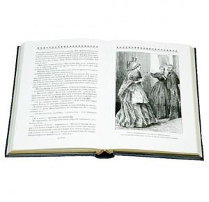 """Иллюстрации к подарочному изданию """"Женщина в белом"""" Уилки Коллинз"""