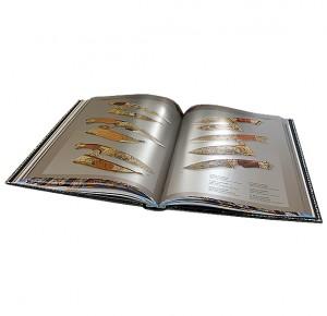 """Иллюстрация из эксклюзивной книги """"Златоуст. Холодное украшенное оружие"""""""