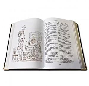 Подарочная книга 2 Стульев. Золотой телёнок - фото 6