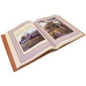 Подарочное издание Евгений Онегин - разворот с фото