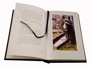 """Книга в подарок """"Дама с камелиями"""""""