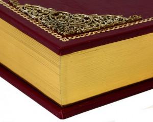"""Подарочное издание """"Русские святые"""" - православные книги"""