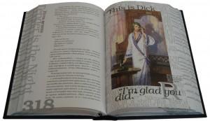 """Иллюстрация к подарочному изданию """"Великий Гэтсби. Ночь нежна"""""""