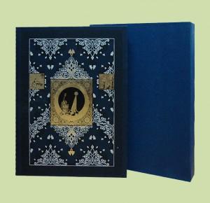 Книга в кожаном переплете Алтари. Живопись раннего Возрождения