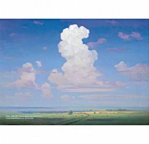 """Подарочное издание книги """"Архип Куинджи. Великие полотна"""" - фото 11"""