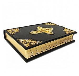 """""""Библия"""" в кожаном переплете фото 2"""