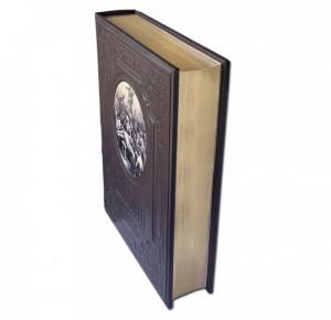 """Подарочное издание книги """"Библия. Книги Священного Писания Ветхого и Нового Завета"""" - фото 3"""