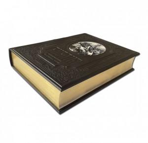 """Подарочное издание книги """"Библия. Книги Священного Писания Ветхого и Нового Завета"""" - фото 4"""