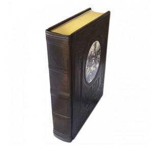 """Подарочное издание книги """"Библия. Книги Священного Писания Ветхого и Нового Завета"""" - фото 5"""