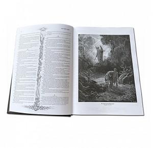"""Подарочное издание книги """"Библия. Книги Священного Писания Ветхого и Нового Завета"""" - фото 7"""
