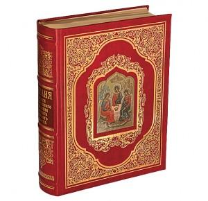 Библия. Книги Священного Писания Ветхого и Нового Завета - коллекционная книга. Нумерованные экземпляры
