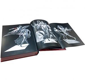 Иллюстрация к подарочному изданию Доктор Живаго - 2