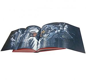 Иллюстрация к подарочному изданию Доктор Живаго - 3