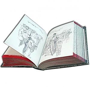 Иллюстрация к подарочному изданию Доктор Живаго - 5