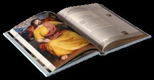 """Иллюстрация к подарочному изданию книги """"Четвероевангелие"""""""