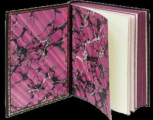 Разворот дорогой подарочной книги «Озорные рассказы»