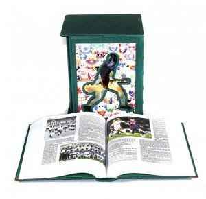 Футбол. Энциклопедия подарочное издание в трех томах - фото 3