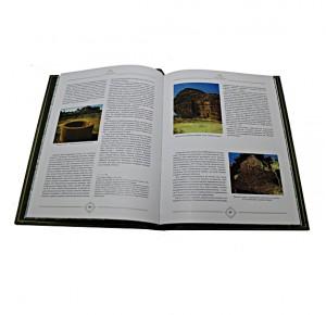 Разворот с фото подарочного издания книги Исторические предания Корана