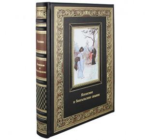 Подарочная книга Японские и бенгальские сказки - иллюстрация 1