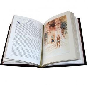 Подарочная книга Японские и бенгальские сказки - иллюстрация 6