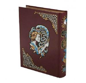 """Фото подарочной книги в двух томах """"Камо Грядеши"""""""