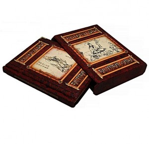 """""""Конфуций. Философия жизни"""" подарочное издание книги с футляром"""