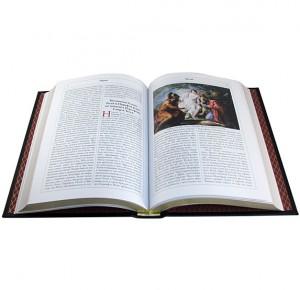 """Подарочная книга """"Легенды и мифы Древней Греции и Древнего Рима"""" - иллюстрация 6"""