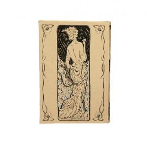 """Подарочное издание """"Мисс Гарриет"""" - оборотная сторона книги"""
