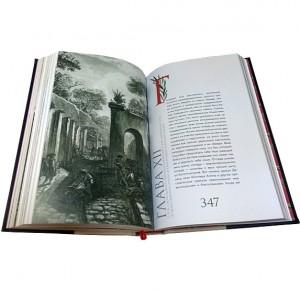 """Фото разворота подарочной книги """"Государь"""" Н.Макиавелли"""