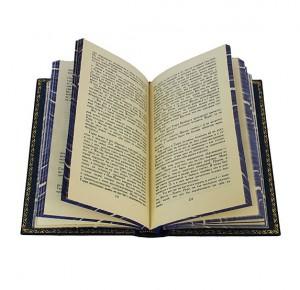 Твен Марк. Собрание сочинений в 8т. - разворот книги
