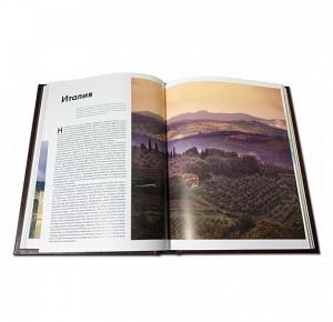 """Подарочная книга """"Мир вина. Вина, сорта, виноградники"""" - фото 4"""
