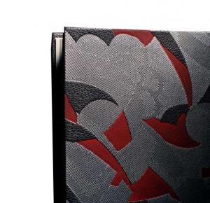 """Увеличенное изображение обложки книги в кожаном переплете """"Мой путь"""""""
