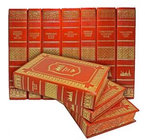 Подарочные книги о Москве в 7 томах