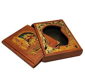 Мудрые мысли о деньгах и богатстве - подарочная книга в футляре