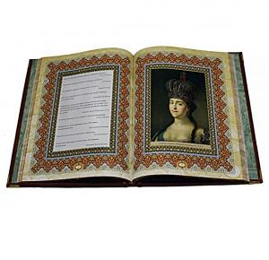 Разворот подарочного издания Мудрые мысли о деньгах и богатстве