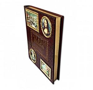 """Книга для подарка """"Музеи мира. Коллекция живописи"""""""