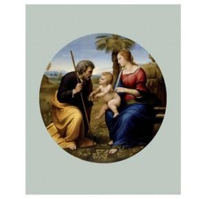 """Иллюстрация к подарочному изданию """"Национальная галерея Шотландии"""""""