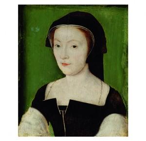 """Портрет из подарочной книги """"Национальная галерея Шотландии"""""""