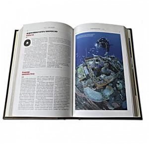 """Разворот подарочного издания """"Самые необыкновенные места планеты. Atlas Obscura"""""""