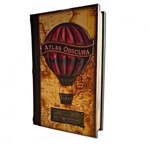 """Подарочное издание """"Самые необыкновенные места планеты. Atlas Obscura"""""""