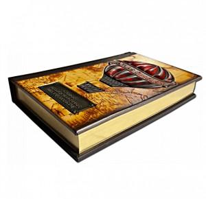 """Подарочное кожаное издание """"Самые необыкновенные места планеты. Atlas Obscura"""""""