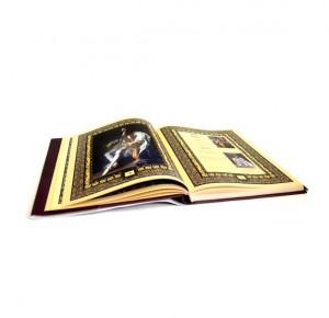 """""""Нострадамус"""" (с фарфоровым штофом). Подарочный набор - фото 6, книга"""